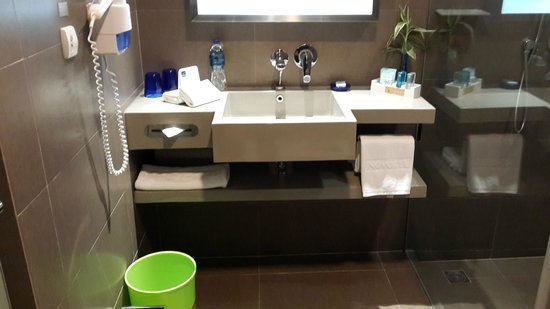 Novotel Bangkok Ploenchit Sukhumvit : bathroom