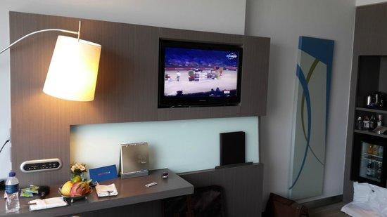 Novotel Bangkok Ploenchit Sukhumvit : room