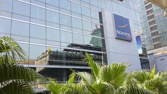 Novotel Bangkok Ploenchit Sukhumvit : hotel