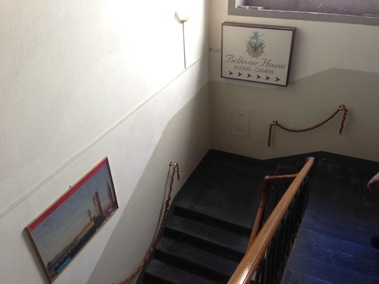 Bellevue House Staircase