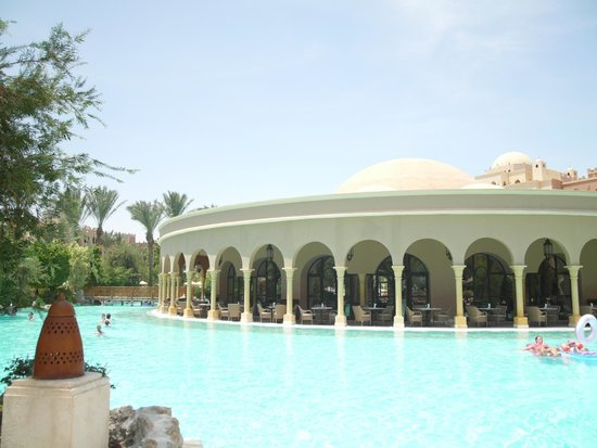 The Makadi Palace Hotel: restaurant