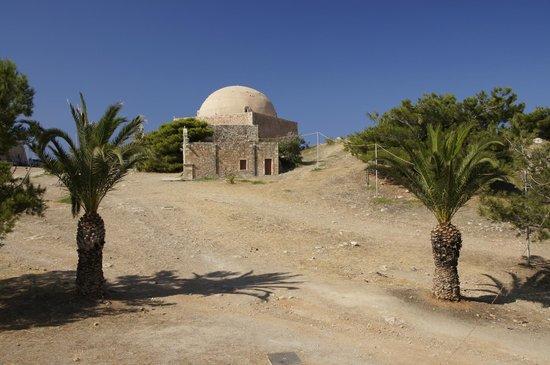 The Venetian Fortezza : Бывшая мечеть