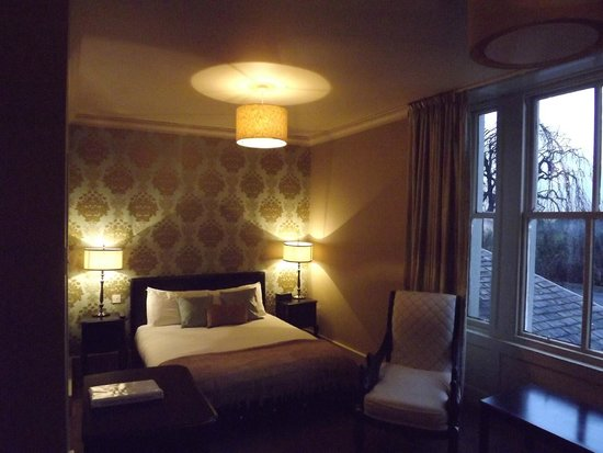 The Dumbuck House Hotel: Room 3