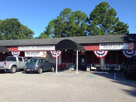Good Home Cooking J L Leonard 39 S Restaurant Garden City Beach Traveller Reviews Tripadvisor