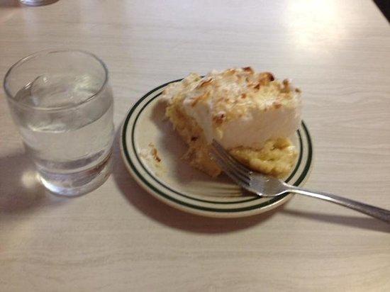 Cooky's Cafe: Coconut Cream Pie