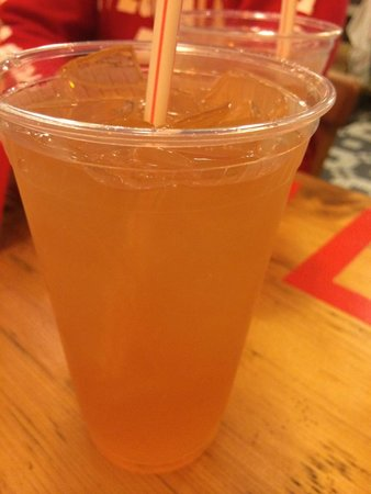 Canteen : Lemonaide Tea