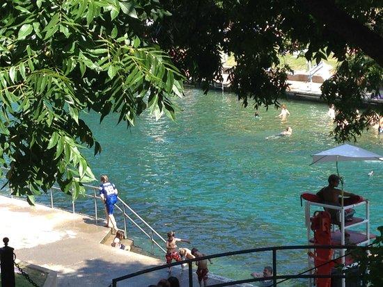 Barton Springs Pool: pool