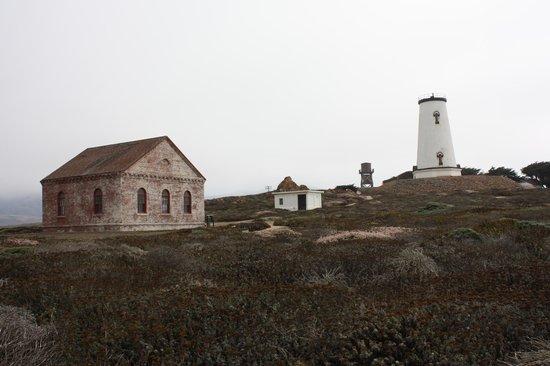 Piedras Blancas Light Station: light house