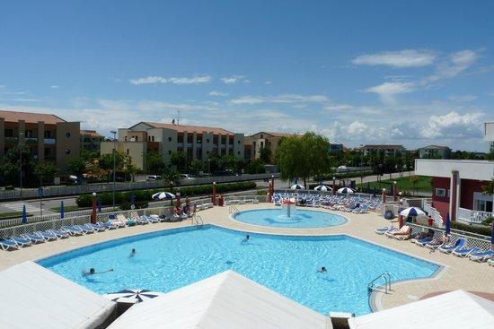 Hotel Olympus: Poolbereich