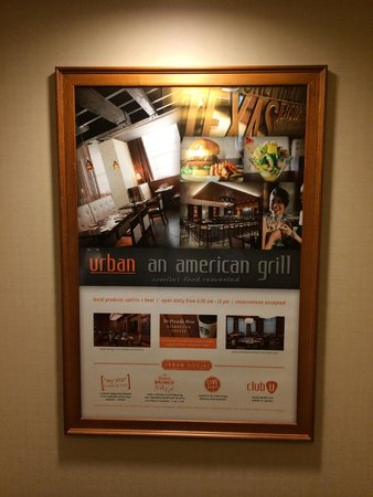 The Westin Austin at The Domain : restaurante ad