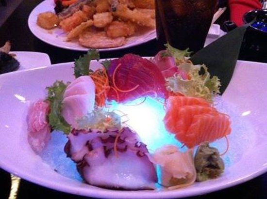 Dao Sushi & Grill : excellent sashimi
