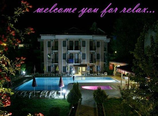 Ozturk Hotel Hisaronu: Ozturk Main