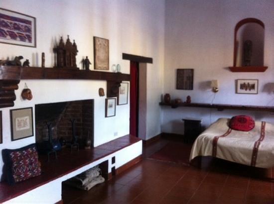 Casa Marie: chambre