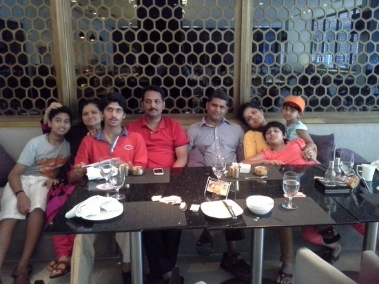 The Gateway Hotel IT Expressway Chennai: wonderful time
