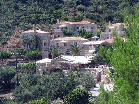 Kyparissi, Greece: Hotel ristorante Cavo Kortia