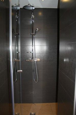 Le Clos des Tilleuls : Salle de bain