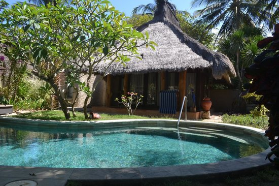 Novotel Lombok : Pool villa