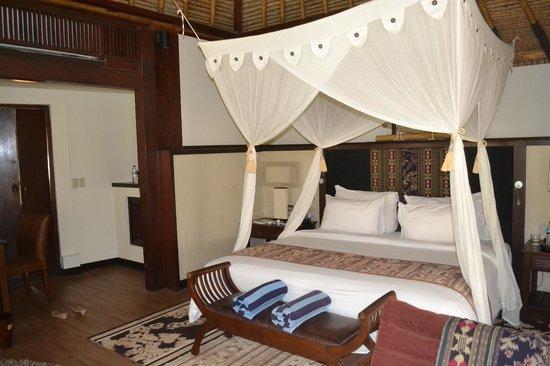 Novotel Lombok: Inside the pool villa