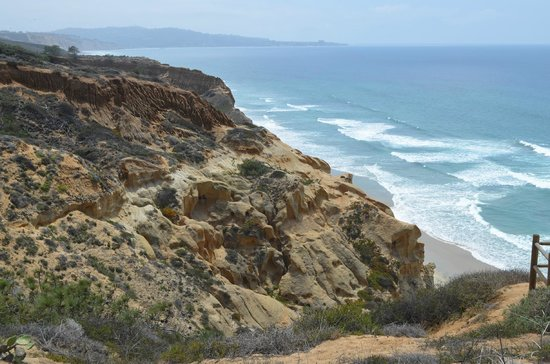 Torrey Pines State Natural Reserve: Awesome Views of the Pacific