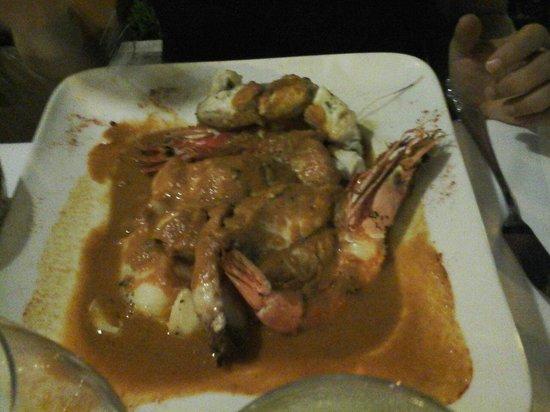 Mer Sea : Squisita zuppa di pesce!!!!!