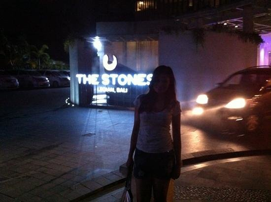 The Stones Hotel - Legian Bali, Autograph Collection: in the gate
