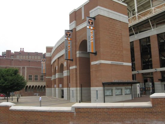 University of Tennessee : Campus