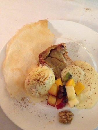 Restaurante Navarro: Amsterdam Apple tart