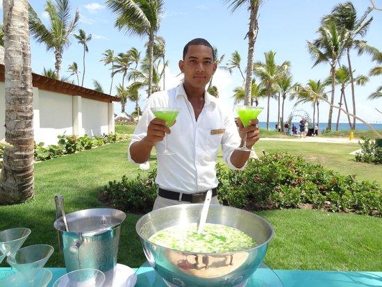Breathless Punta Cana Resort & Spa : William