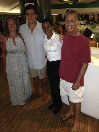 Breathless Punta Cana Resort & Spa : Angieola