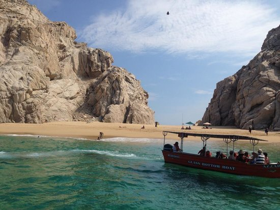 Cabo Sailing Ocean Adventures: Pelican Rock
