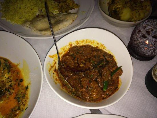 Ravi's Kitchen: Lamb rogan gost !!