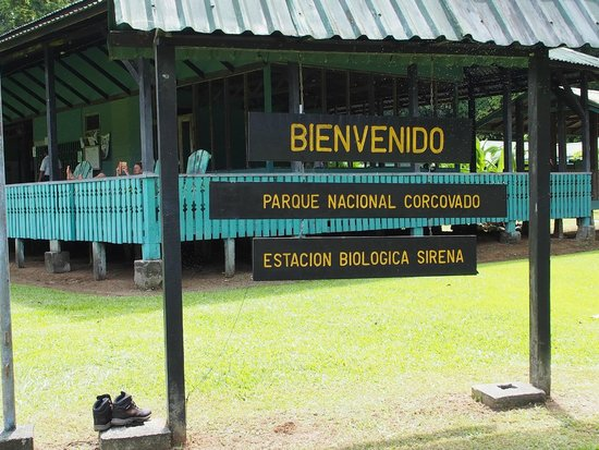 Tranquilo Lodge : Sirena Station Corcovado National Park
