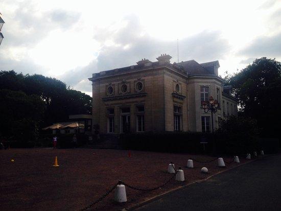 Novotel Chateau de Maffliers : Le château