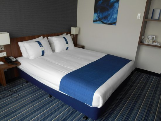 Holiday Inn Express Amsterdam - South : Quarto do Hotel