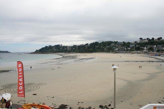 Armor Navigation : la spiaggia alla partenza