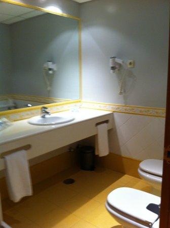 Hotel Francisco I: Banheiro