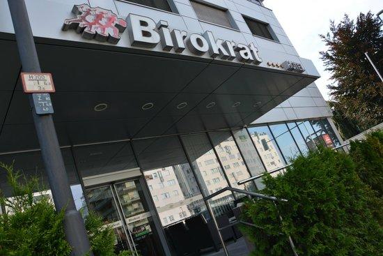Birokrat Hotel: Vue extérieure
