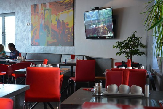 Birokrat Hotel: La salle du petit-déjeuner