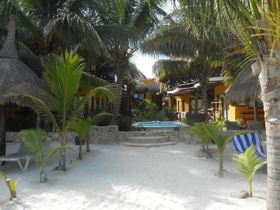 Holbox Dream Hotel by Xperience Hotels: Pic. from beach