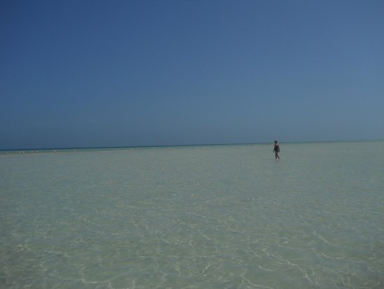 Holbox Dream Hotel by Xperience Hotels: Crystal clear water