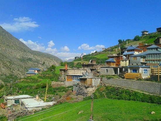 Kinnaur District, Indien: Asarang!! -