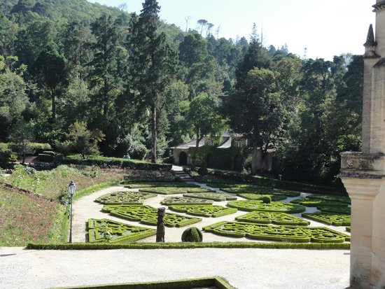 Bussaco Palace Hotel: the gardens