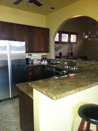 Las Posadas of Sedona: Kitchen villa