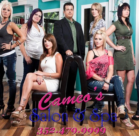 Cameo's Salon & Spa
