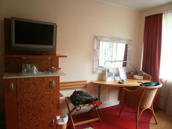 Radisson Blu Hotel Norge: Habitación