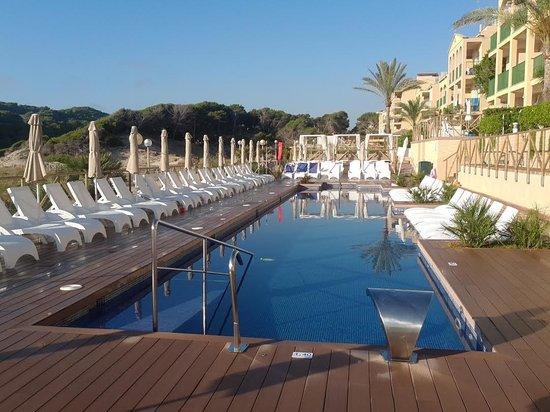 Viva Cala Mesquida Resort & Spa: Notre piscine préférée