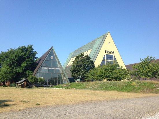 Bygdoy Peninsula: Fram museum