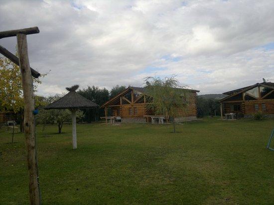 Cabanas Valle Lunlunta