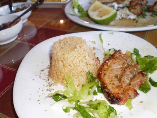 Costa's Koloni Tavern: all you can eat mezes for two