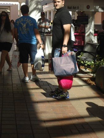 Orlando International Premium Outlets: Compras